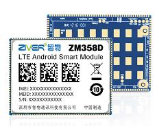 ZM358D 四核4Gbobgame智能模块